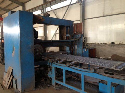 steel grating machine 01