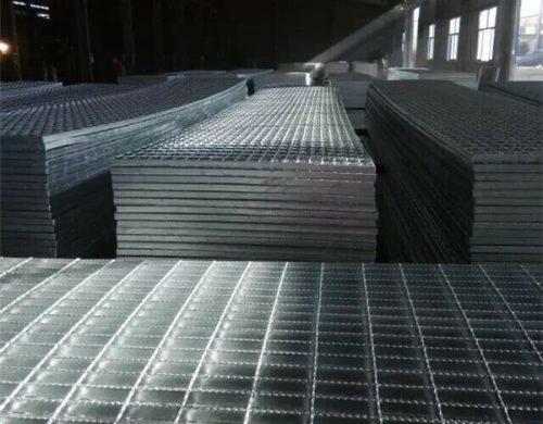steel grating warehouse